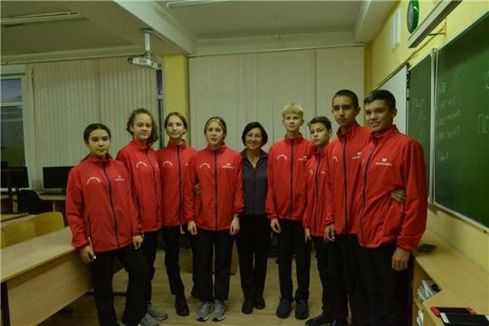 Школьники Чебоксарского района стали призёрами всероссийского этапа Президентских состязаний 2019/2020 учебного года.