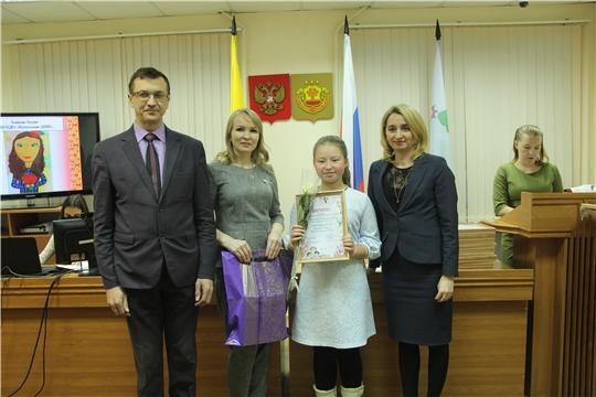 В Чебоксарском районе состоялось награждение женщин, приуроченное ко Дню Матери