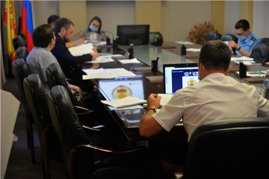 На комиссиях депутаты рассматривают проекты решений и законодательные инициативы