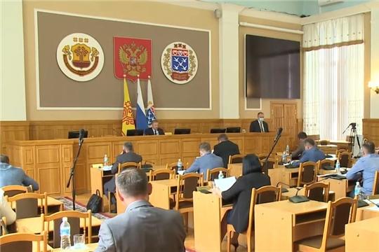 В Чебоксарах прошло 49-е заседание ЧГСД