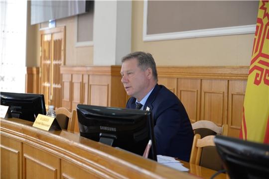 Депутаты назначили новых членов Муниципальной избирательной комиссии города Чебоксары