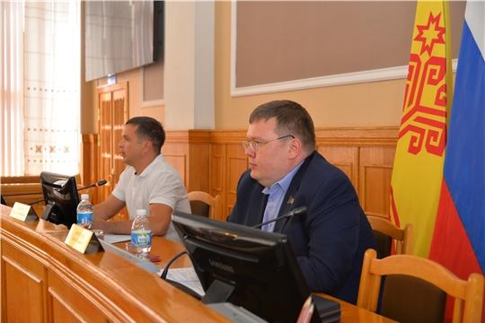 Все постоянные комиссии изучили проекты решений очередного 52-го заседания ЧГСД