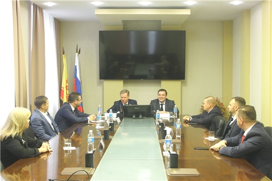 Депутаты ЧГСД встретились с Александром Бродом