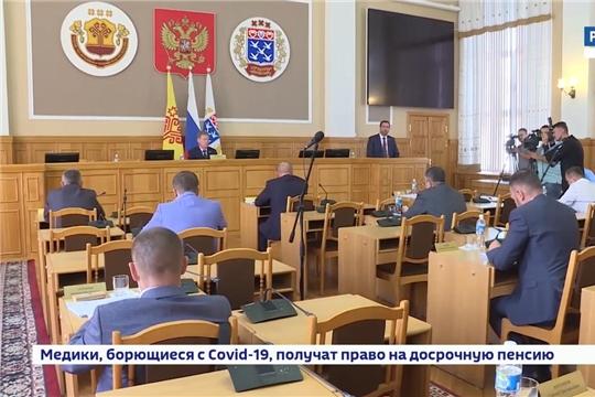 В ЧГСД поддержали горожан с выбором Почётного гражданина Чебоксар