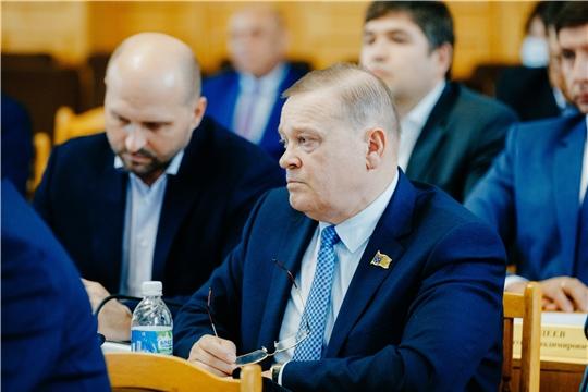Назначены три заместителя главы города Чебоксары