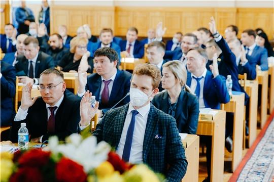 В Собрании депутатов будут работать пять депутатских фракций