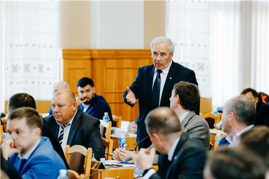 Депутаты избрали постоянно действующий Секретариат Чебоксарского городского Собрания депутатов седьмого созыва