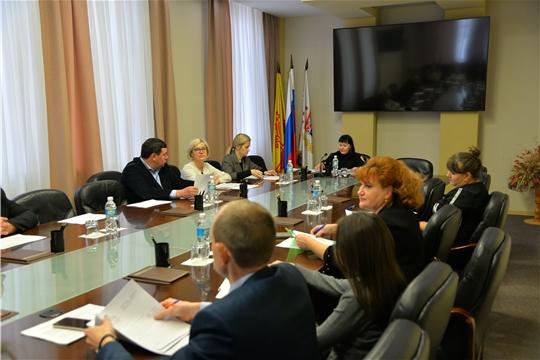Состоялось первое заседание постоянной комиссии Чебоксарского городского Собрания депутатов по социальному развитию