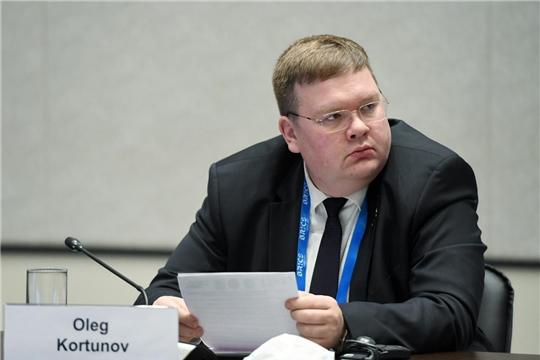 Олег Кортунов принял участие в Форуме породненных городов и муниципальных образований стран БРИКС