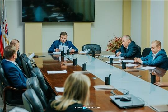Состоялось заседание Оргкомитета по организации и проведению публичных слушаний