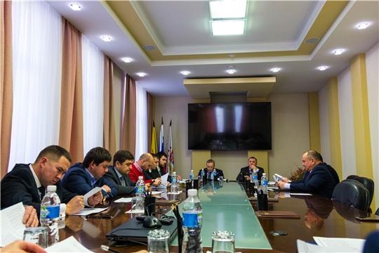 Состоялось первое заседание постоянной комиссии Чебоксарского городского Собрания  депутатов по вопросам градостроительства, землеустройства и развития территории города