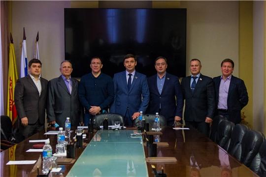 Валентин Гордеев провел первое заседание постоянной комиссии Чебоксарского городского Собрания депутатов по экологии и охране окружающей среды