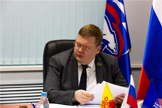 Глава города Чебоксары провел прием граждан по личным вопросам