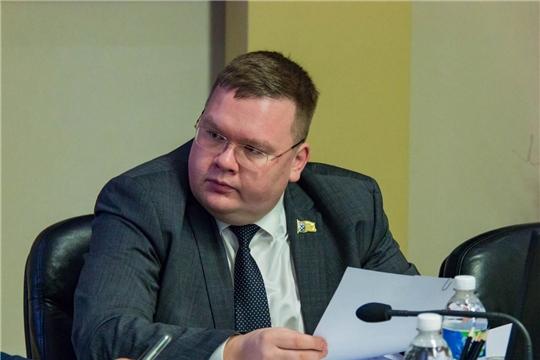 Олег Кортунов провел заседание Президиума Чебоксарского городского Собрания депутатов