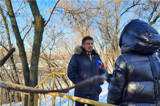 Состоялось выездное заседание постоянной комиссии Чебоксарского городского Собрания депутатов по городскому хозяйству