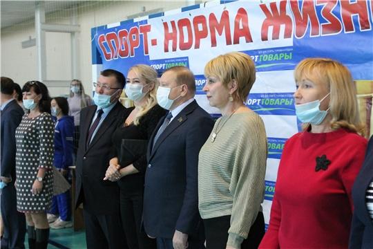 Заместитель главы города Чебоксары поздравил победителей  Стимулирующих соревнований в виртуальном режиме