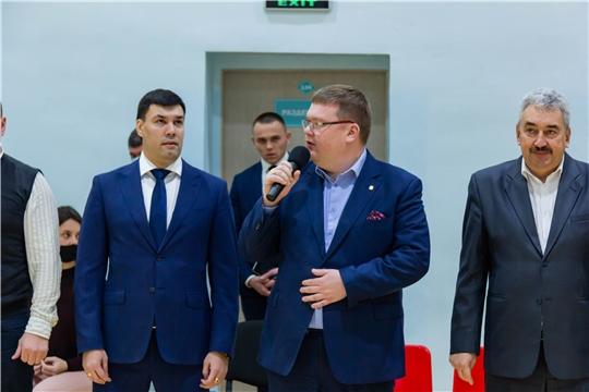 В Чемпионате Чувашской Республики по регболу на призы главы города Олега Кортунова боролись лучшие