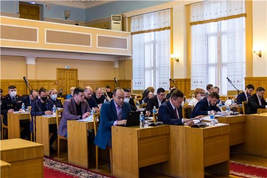 Чебоксарские депутаты рассмотрели расходную часть проекта бюджета по социальному блоку