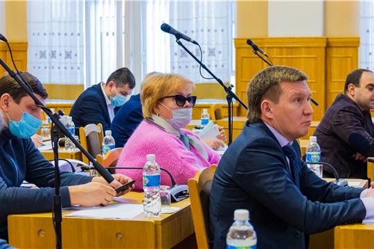 Чебоксарские депутаты рассмотрели расходные статьи проекта бюджета по отрасли ЖКХ