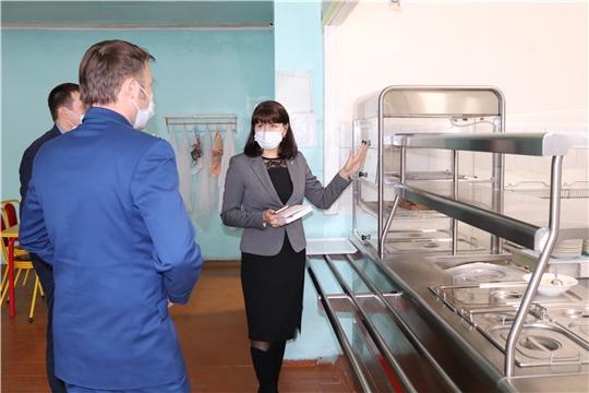 Уполномоченный посетила с рабочим визитом Красночетайский район