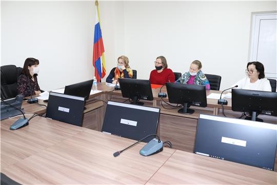 Алевтина Федорова встретилась с представителями Национальной родительской ассоциации