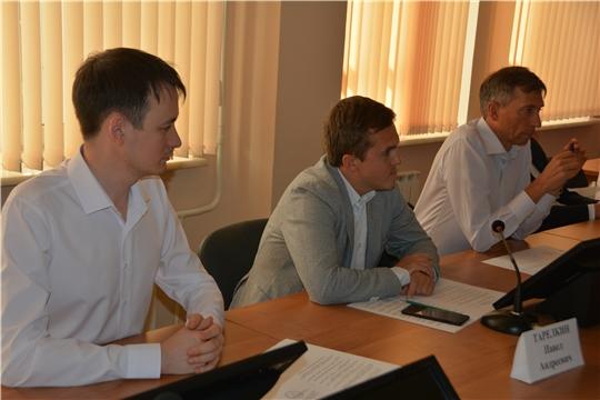 Заседание рабочей группы по созданию ИТ-кластера в Чувашии