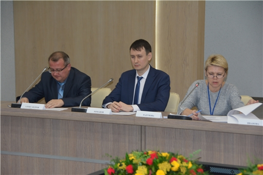 Заседание Комиссии по внедрению информационных технологий в деятельность органов исполнительной власти Чувашской Республики и органов местного самоуправления