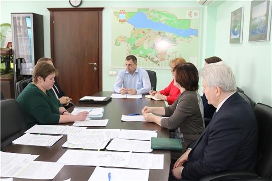 Минстроем Чувашии ведется масштабная работа по внесению границ муниципалитетов в Единый государственный реестр недвижимости