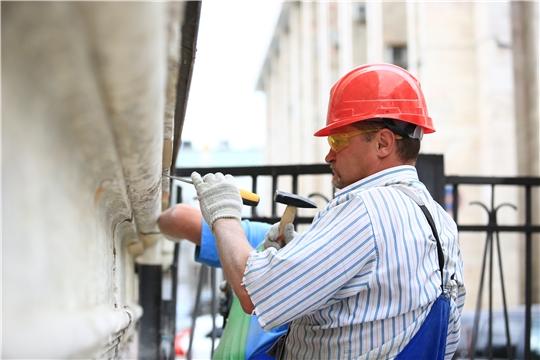 Минстроем Чувашии объявлен отбор подрядных организаций для проведения работ по капремонту