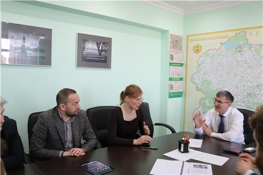 В Минстрое Чувашии обсуждены вопросы создания Центра компетенций