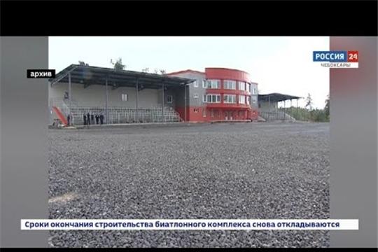 Правительство Чувашии продолжает работать над объектами капстроительства