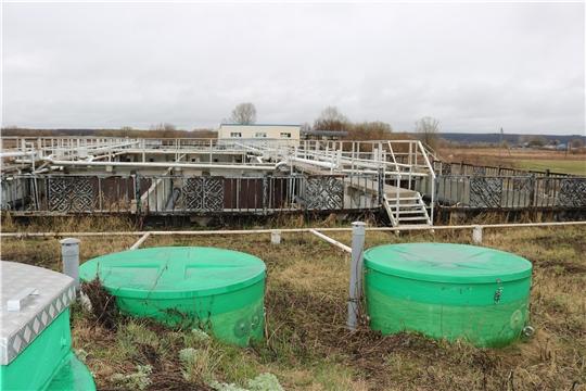 Министр Александр Героев поручил разработать комплекс мер по запуску Цивильских очистных сооружений