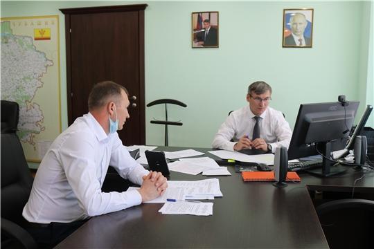 Министр Александр Героев поручил подготовить заявку в Фонд ЖКХ для получения субсидии на проведение капремонта многоквартирных домов