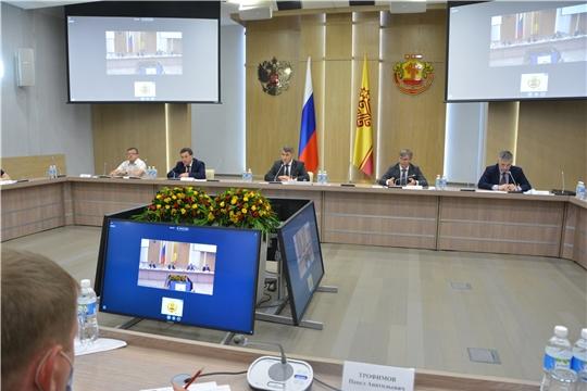 Врио Главы Чувашии Олег Николаев провел совещание с организациями сферы ЖКХ