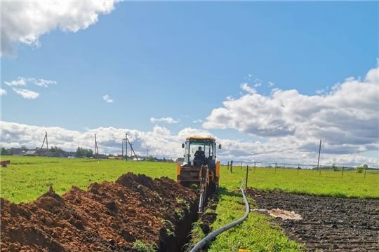 В Чувашии построят 6 новых газопроводов