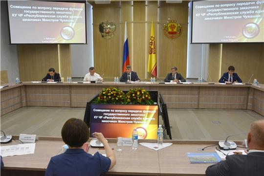 Врио Главы Чувашии Олег Николаев: «Необходимо наладить слаженную и эффективную работу по осуществлению полного цикла строительного процесса»