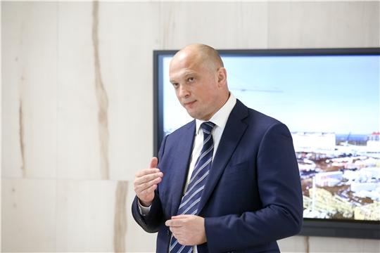 Дмитрий Волков: В Комплексной программе социально-экономического развития региона заложены четкие тренды
