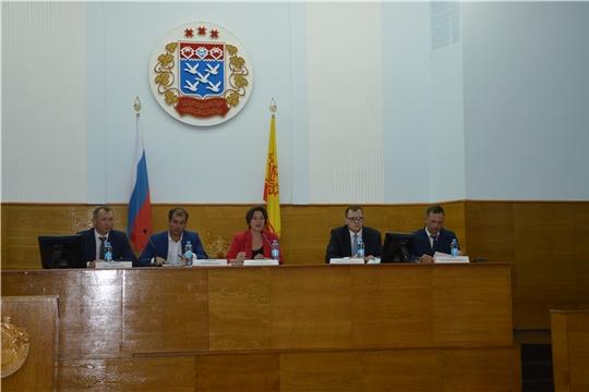 В Чебоксарах состоялся региональный форум «Модернизация жилья»