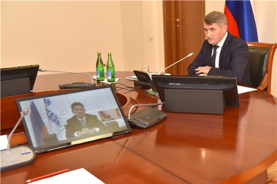 «Газпром» и Чувашская Республика подписали программу газоснабжения и газификации в 2021-2025 годах