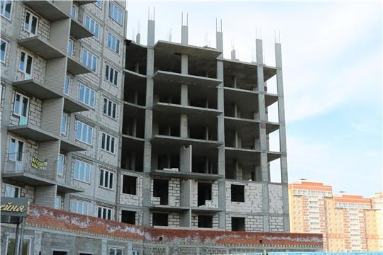 """ЖК """"Лазурный г. Новочебоксарск будет достроена с использованием механизмов Фонда защиты прав граждан – участников долевого строительства"""