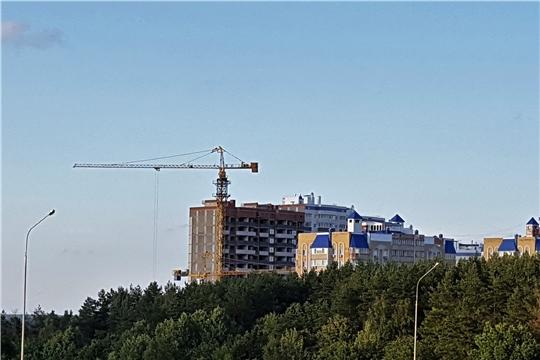 В Чувашской Республике вырос спрос на ипотеку