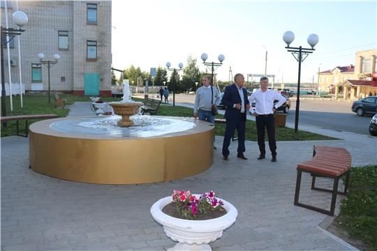 Министр Александр Героев посетил Ибресинский, Комсомольский и Красноармейский районы