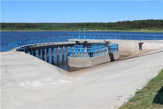 Владимир Путин дал поручение Правительству России поддержать Чувашию в завершении строительства групповых водоводов Шемуршинского водохранилища