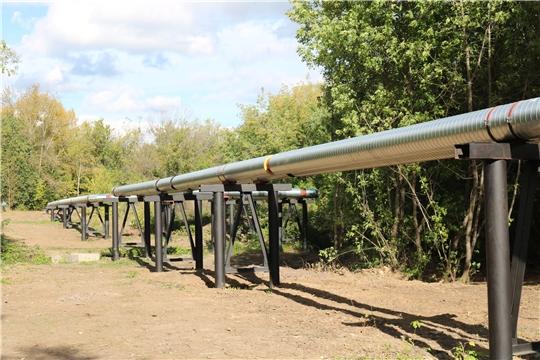 В Новочебоксарске завершается I этап модернизации системы теплоснабжения