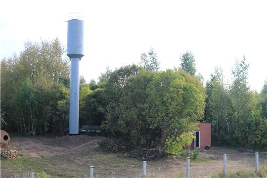 В районах Чувашии модернизируются источники водоснабжения и поставляются новые контейнеры для мусора