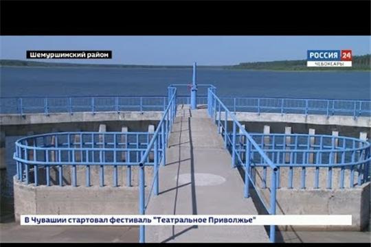 На достройку южного куста водовода Шемуршинского водохранилища нужно 1,7 млрд рублей