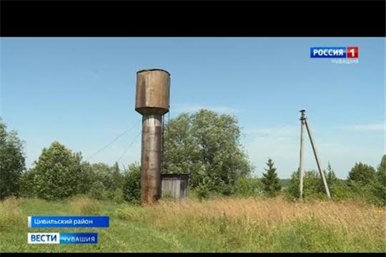 До конца года в Чувашии отремонтируют 217 источников водоснабжения
