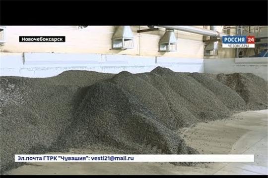 Новочебоксарские биологические очистные сооружения посетила делегация из Дагестана