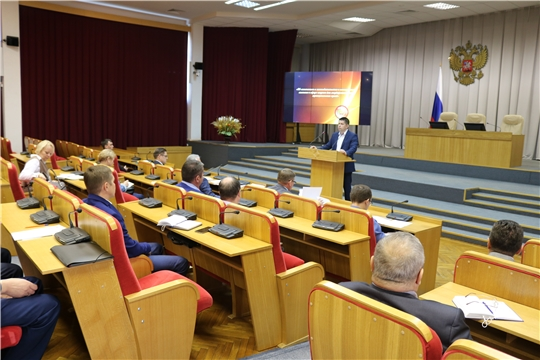 Минстрой Чувашии провел совещание с муниципалитетами по вопросам изменения законодательства в сфере строительства