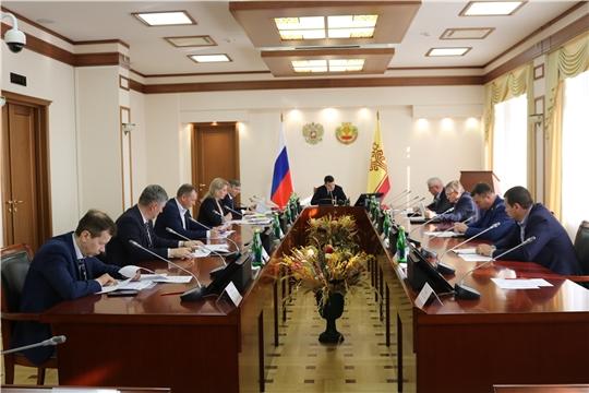 Состоялось заседание Правительственной комиссии по вопросам расчетов за поставленные топливно-энергетические ресурсы